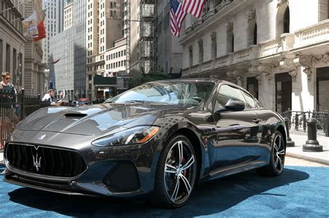 For A Maserati by 2018 Maserati Granturismo Debuts With Subtly Refreshed