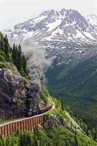 White Pass Railroad Skagway Alaska