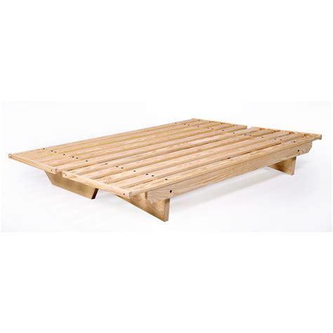 size futon frame ez size sofa futon frame 113105 living room