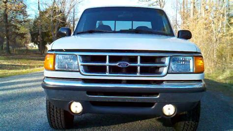 ford ranger xlt supercab  lgp youtube
