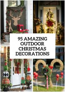 95 amazing outdoor decorations digsdigs