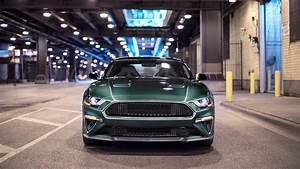 2018 Ford Mustang Bullitt 4k Wallpaper