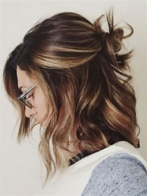 hairclip ponytail ombre learn how to enhance your looks with simple hairstyles