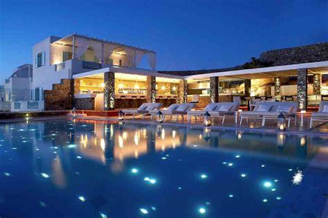 The 5 Best Hotels In Mykonos Lenas Blackbook