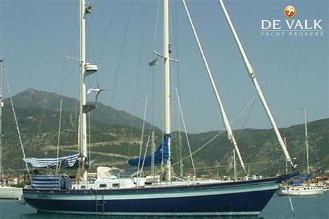 Polka Zeiljacht by Koopmans 42 Ketch Sailing Yacht For Sale De Valk Yacht