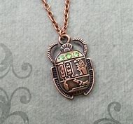 Scarab Beetle Necklace Scarab Jewelry …