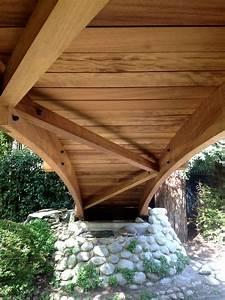 Pont En Bois Pour Jardin : ouvrage d 39 art bois ext rieur structure sur mesure sle ~ Nature-et-papiers.com Idées de Décoration