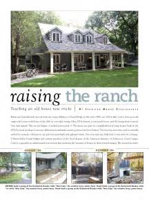 l shaped house floor plans raising the ranch story