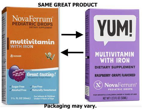 buy novaferrum multivitamin  iron supplement