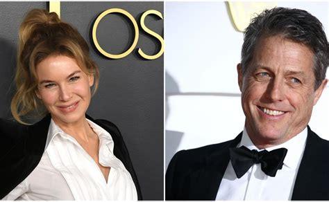 """""""Bien hecho, Jones"""": Hugh Grant felicita a Renée Zellweger ..."""