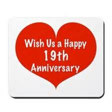 19th wedding anniversary 19th wedding anniversary office supplies office decor stationery more