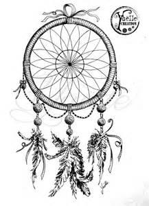 Dream Catcher Mandala Coloring Pages