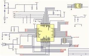 Tms320dm355 Development Board Schematic Davinci Dm355 With