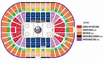 Islanders York Seating Chart Ny Tickets Stadium