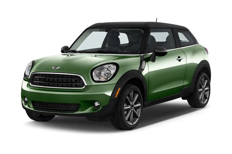 2018 Mini Cooper Paceman Reviews And Rating Motor Trend