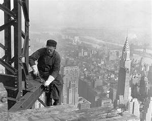 TOM CLARK: Up in the Air: Lewis W. Hine / Frank O'Hara