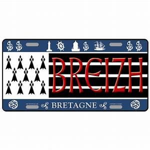 Plaque De Metal : plaque m tal breizh ~ Teatrodelosmanantiales.com Idées de Décoration
