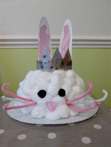 How To Make Easter Bunny Bonnet  Kizzy, Izzy And Baby
