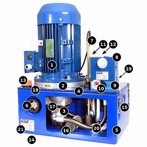 10 Info Hydraulic Power Pack Parts