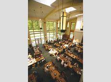 dininghall Inside 'Dores Vanderbilt University