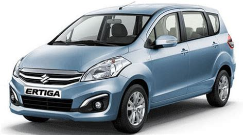 Suzuki Ertiga Backgrounds by Serene Blue Maruti Suzuki Ertiga Car Rs 688000