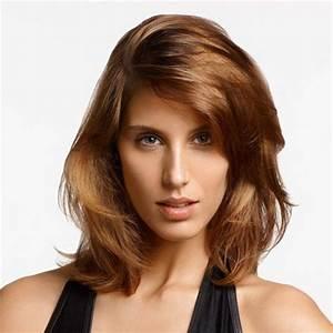 Coupe Cheveux Visage Ovale : coiffure pour visage ovale femme ~ Melissatoandfro.com Idées de Décoration