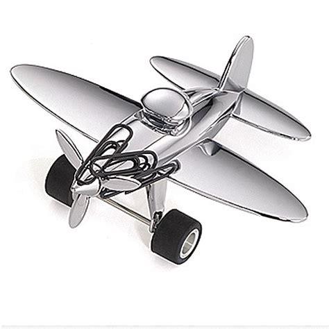 cadeau bureau homme presse papier avion aimanté décoration de bureau accessoires de bureau et gadgets idées