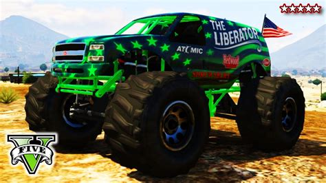 monster truck videos gta 5 monster trucks www pixshark com images galleries