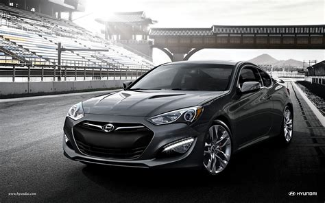Hyundai Genesis Wallpaper by 2015 Hyundai Genesis Coupe Wallpaper Hd Wallpaper