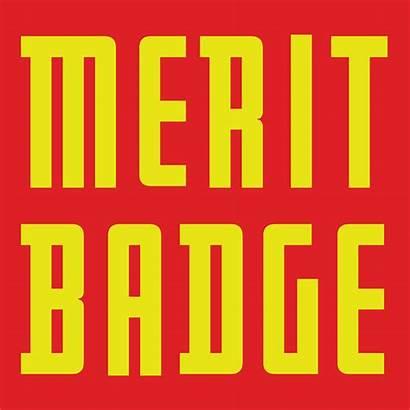 Font Merit Badge Month June Jonathan Ross