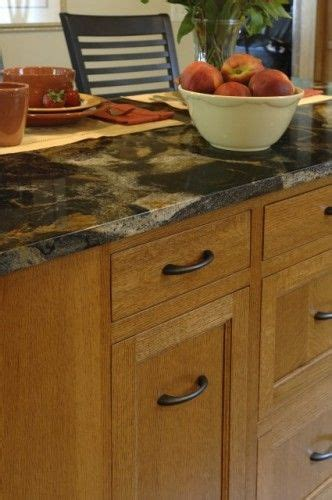 handles for oak kitchen cabinets oak black and honey darker hardware to modernize 6985