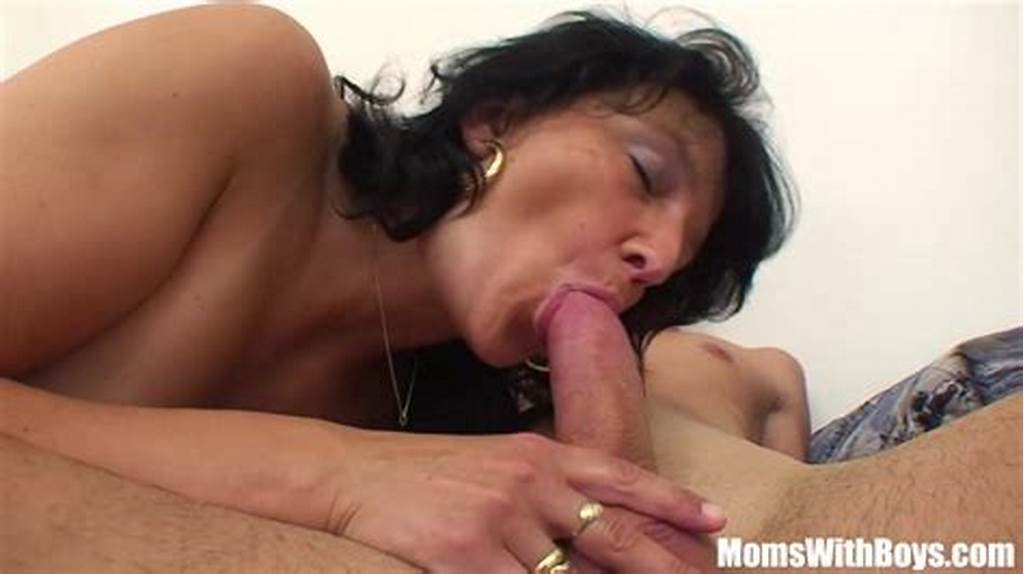#Mature #Stepmom #Has #Sex #With #Her #Horny #Boy