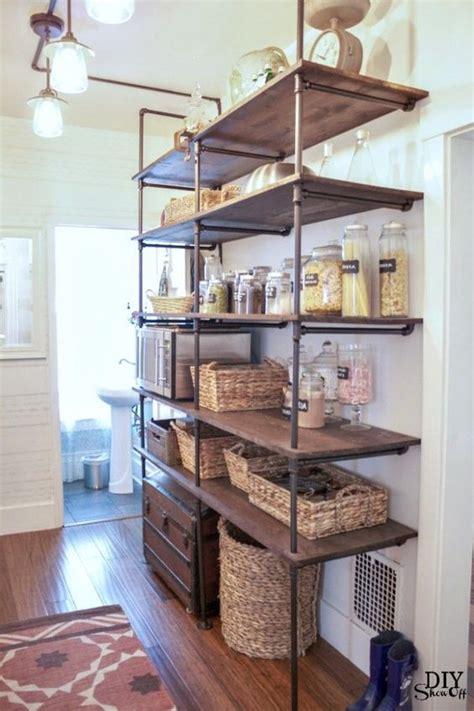 industrial kitchen storage diy show industrial home and 1848