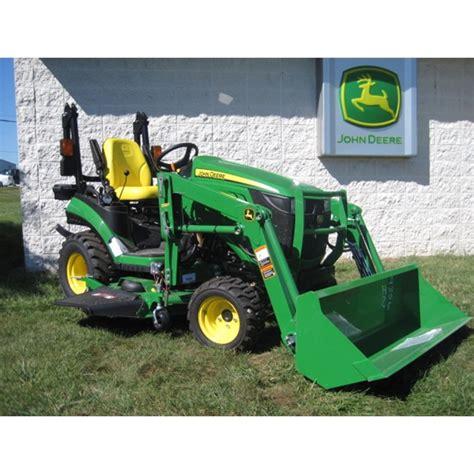 Deere 1025r Mower Deck Manual by Deere 1025r Sub Compact Utility Tractor