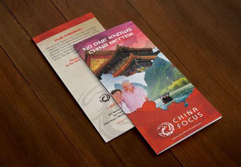 travel china trifold brochure design brochure builders
