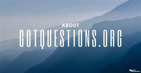 About GotQuestions.org