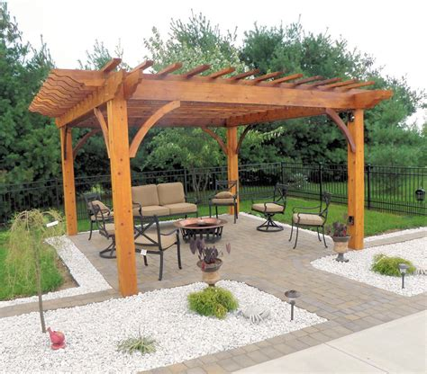 wood pergola plans custom patio pergola cedar pergola