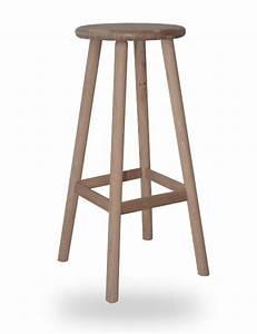 Tabouret Bois Brut : choisissez le tabouret traditionnel ou design en bois fabriqu en france tabouret bois de bar ~ Teatrodelosmanantiales.com Idées de Décoration