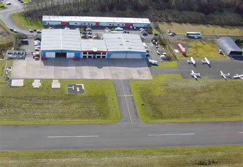 Learn To Fly At Cumbernauld Airport