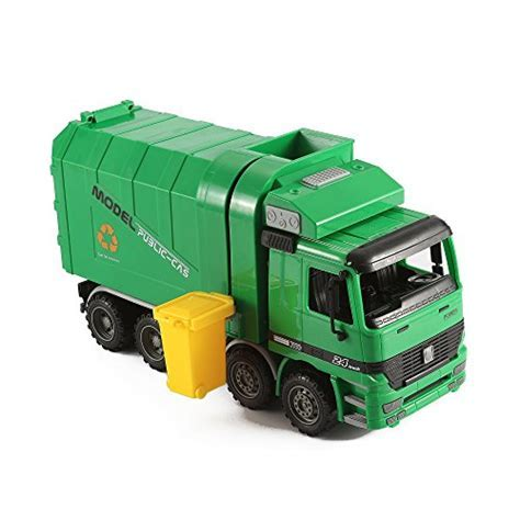 """Liberty Imports 14"""" Oversized Friction Powered Recycling"""