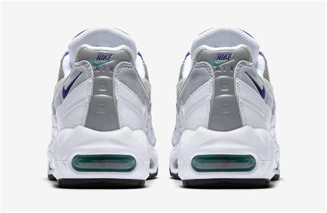 nike air max 95 date di uscita i colori dei prezzi sneakerfiles