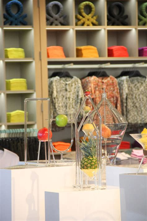 beach stores united colors  benetton flagship store