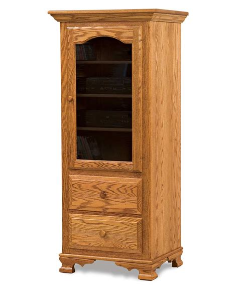 hoosier heritage stereo cabinet amish direct furniture