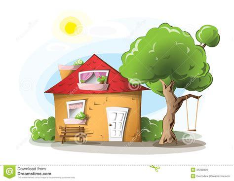 Casa Fumetto by Casa Fumetto Immagini Stock Libere Da Diritti