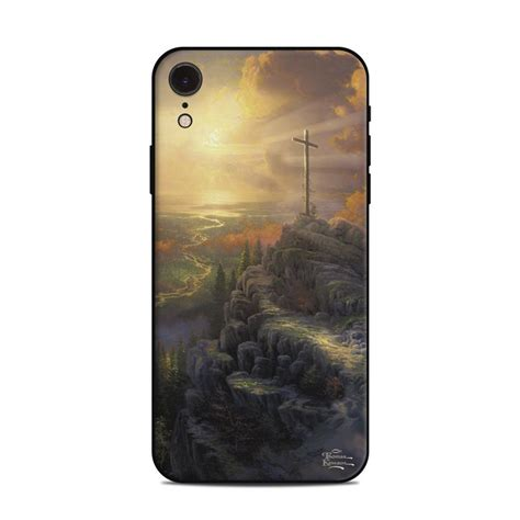 Custom Live Wallpaper Iphone Xr by Apple Iphone Xr Skin The Cross By Kinkade Decalgirl
