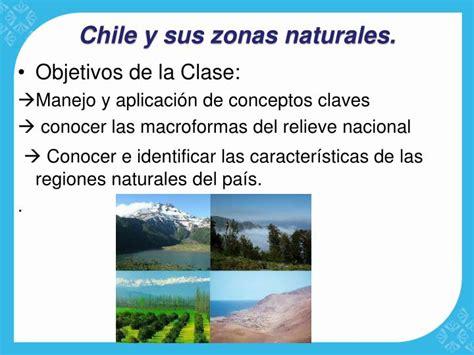 Chile y sus zonas naturales PowerPoint Presentation