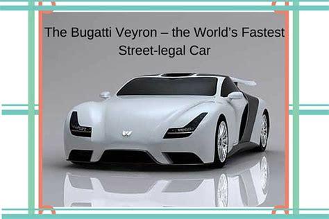 The World's Fastest Street-legal Car