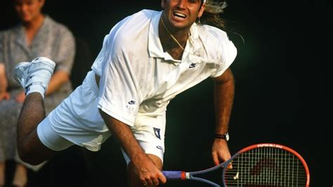nike news tennis icon andre agassi rejoins nike