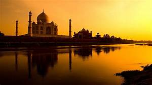 Full HD Wallpaper taj mahal agra unesco world heritage ...