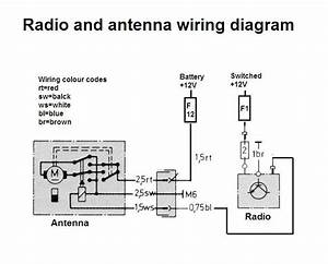 Power Antenna Question